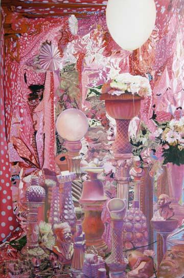 Iridescence iin Pink